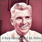A Rare Recording of J. B. Rhine Rede von J. B. Rhine Gesprochen von: J. B. Rhine