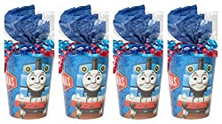 Thomas the Tank Party Supplies Pre-Filled Goodie Bag - 4 Goodie Bags