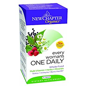 New Chapter Organics Every Woman