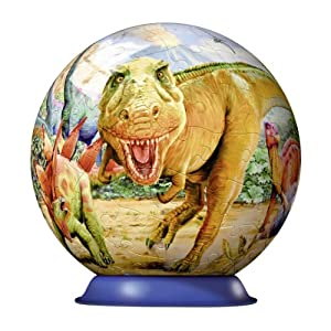 Ravensburger Dinosaurs 108 Piece Children's Puzzleball