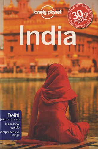 Lonely Planet India 30th Ed.: 30th Edition Picture