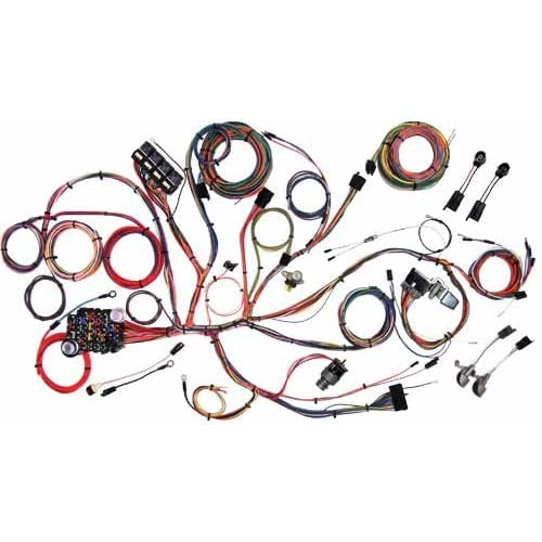 [SCHEMATICS_4PO]  American Autowire 510125 Wiring Harness for Ford Mustang - DukhHeinCryp | Chevy Truck Wiring Harness Quick Links American Autowire |  | Google Sites