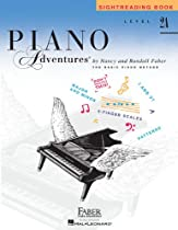 Level 2A - Sightreading Book: Piano Adventures