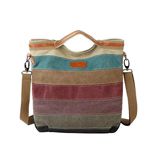 2016borsa di tela semplice/Borse/borsetta/borsa a tracolla/Messenger Bag/Borsa donna-A