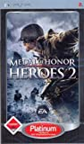 Medal of Honor Heroes 2 Platinum PSP