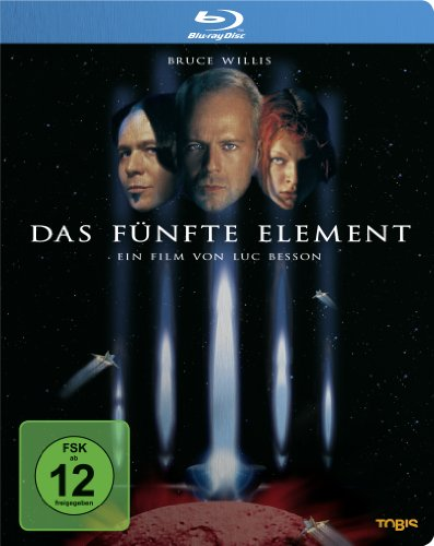 Das fünfte Element - Steelbook [Blu-ray] [Limited Edition]