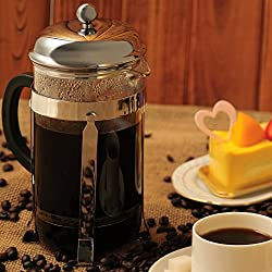 Secura 8-Cup French Press Coffee Maker, 34-Ounce made by Secura