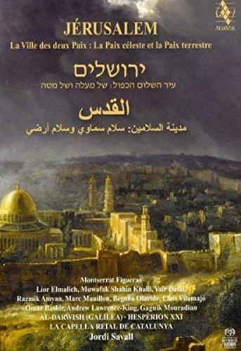 SACD : SAVALL / DALAL / AMYAN / BASHIR / HESPERION XXI - Jerusalem (2 Discos)