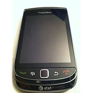 BlackBerry 9800 Torch Unlocked Phone with 5 MP Camera, Full QWER