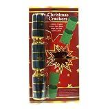 Christmas cracker kits make your own xmas crackers best prices make 6 christmas crackers personalised cracker set solutioingenieria Choice Image