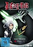 D.Gray-Man - Vol. 1 (Episoden 1-13) [2 DVDs]