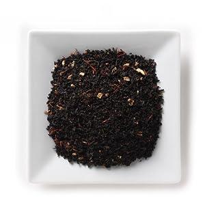 Mahamosa Flavored Black Tea Blend Loose Leaf (Looseleaf)- Cranberry Orange Spice Tea 4 oz