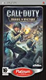 Call of Duty 3: Roads to Victory - Platinum Edition (PSP)