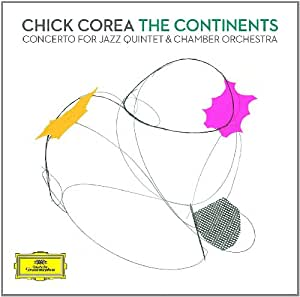 Continents-Concerto for Jazz Quintet &