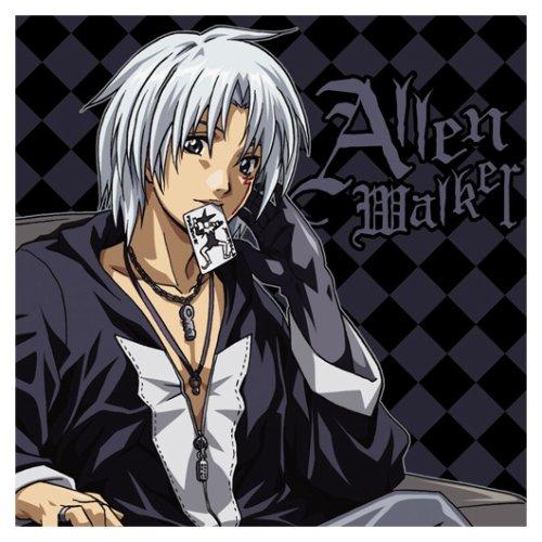 D.Gray-man アレンウォーカークッションカバー