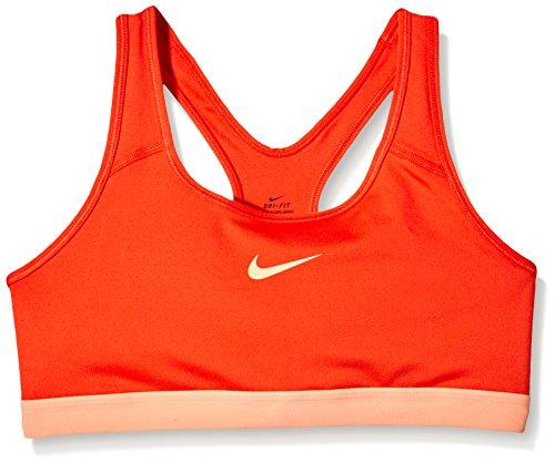 Nike Pro Classic Bra Red L (Nike Pro Classic Sports Bra compare prices)