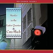 Murder in the Latin Quarter | Cara Black