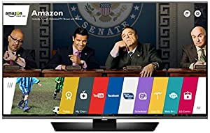 LG Electronics 43LF6300 43-Inch 1080p 120Hz Smart LED TV from LG