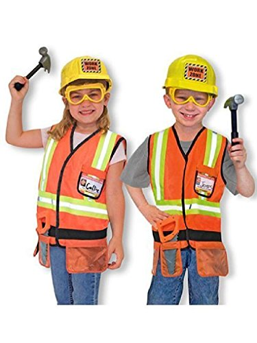 Mygem (Construction Worker Girl Costume)