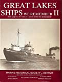 img - for Great Lakes Ships We Remember II book / textbook / text book