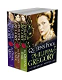 Philippa Gregory Philippa Gregory 3-Book Set: The Tudor Court: The Queen's Fool, The Virgin's Lover and The Other Queen