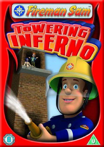 Fireman Sam - Towering Inferno [DVD] [2009]