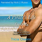 Captain & First Mate: Pirates of Anteros, Book 1 | Tricia Owens