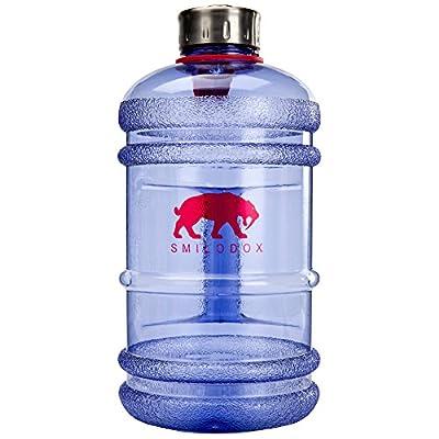 Smilodox Trinkflasche 2,2 Liter Gym Bottle 1.0