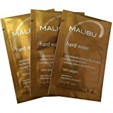 Malibu C Hard Water Weekly Demineralizer - 3 Packets