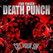 Five Finger Death Punch -- Got Your Six [Limited Edition Picture Disc]