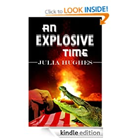 An Explosive Time (Celtic Cousins' Adventures)
