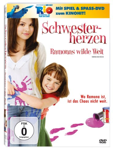 Schwesterherzen - Ramonas wilde Welt (+ Rio Activity Disc) [2 DVDs]