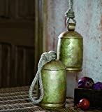 Wind & Weather Small Cast Iron Meditation Bell