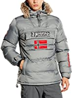 Geographical Norway Abrigo Bolide (Gris)