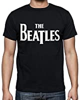 The Beatles Black Herren T-shirt - Black, t shirt herren,Geschenk