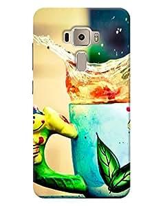 Asus Zenfone 3 ZE520KL Back Cover By FurnishFantasy