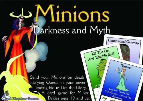 Minions: Darkness & Myth - Card Game by Cloudkingdom