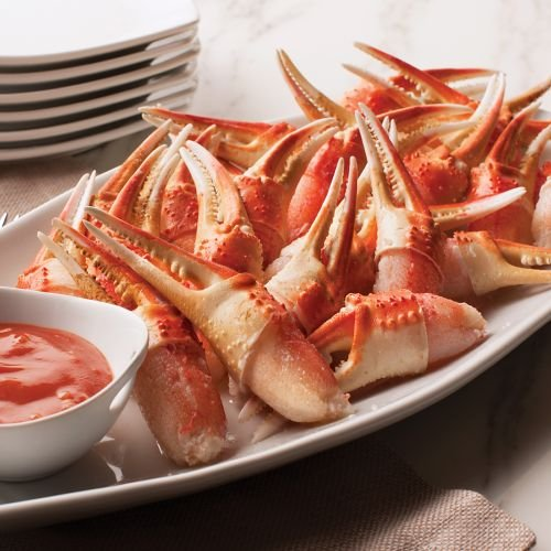 Omaha Steaks 1 (1 lb. pkg.) Snow Crab Cocktail Claws