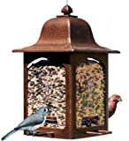Birdscapes 367 Tulip Garden Lantern Bird Feeder