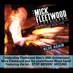 Blue Again [LIVE] by Mick Fleetwood