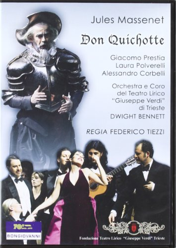 Don Quijote - Massenet - DVD