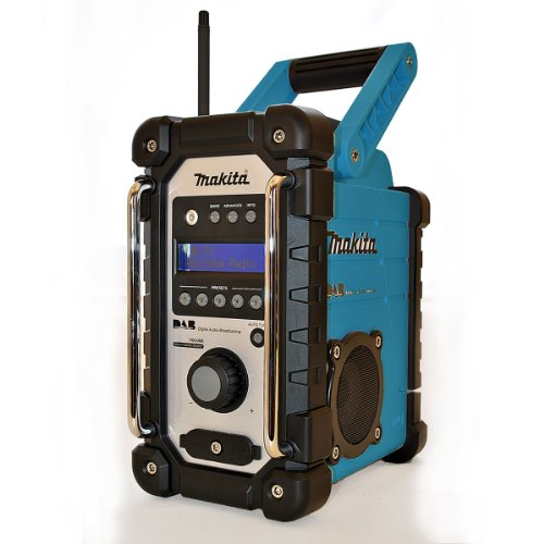 Makita Job Site Radio with DAB