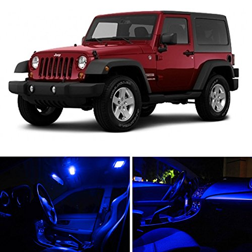 Jeep Wrangler Jk Interior Lighting Black Dog Mods