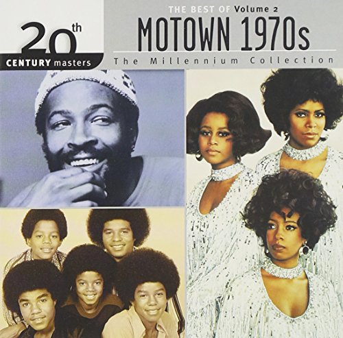 Motown 1970s Vol. 2 - Millennium Collection - 20th Century Masters (Classic Master Soul Ll Soul compare prices)