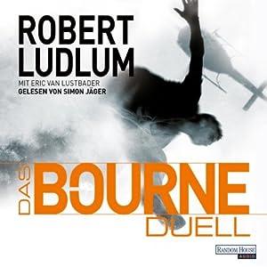 Das Bourne-Duell Hörbuch