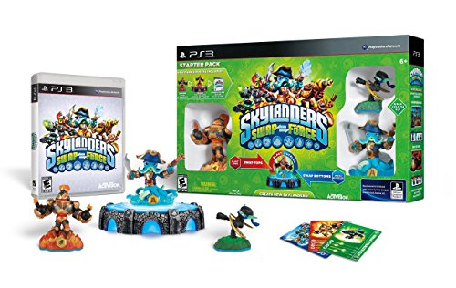 Skylanders Swap Force Starter Pack - Playstation 3 front-265145