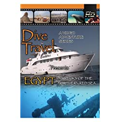 Dive Travel  Egypt, Wrecks of the Northern Red Sea