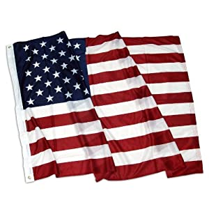 3x5 American Flag Polyester 3'x5' USA Stars and Stripes