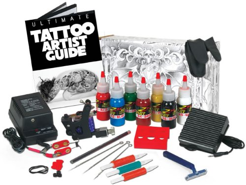 Superior Bargain Tattoo Kit Brand: Superior Tattoo Equipment Model : 5422