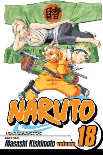 NARUTO -ナルト- コミック18巻 (英語版)